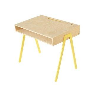 In2Wood Kinderbureau Desk Large | Yellow
