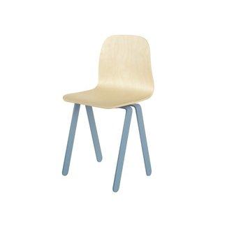 In2Wood Kinderstoel Chair Large | Blue