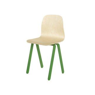 In2Wood Kinderstoel Chair Large   Green