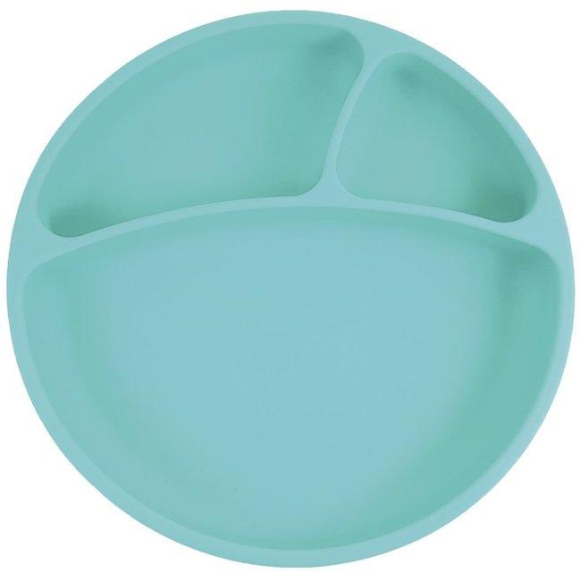 Minikoioi Vakjesbord met zuignap | Turquoise Groen