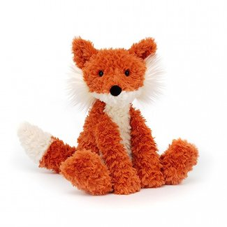 Jellycat Knuffel Crumble Fox