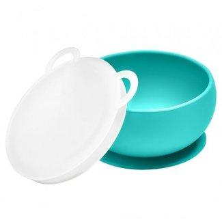 Minikoioi Kom met zuignap | Turquoise Groen