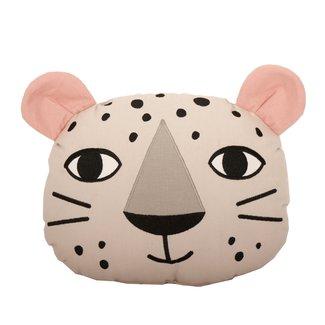 Roommate Luipaard Kussen - Leopard Cushion