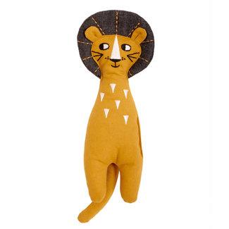 Roommate Knuffel Leeuw - Lion Rag Doll