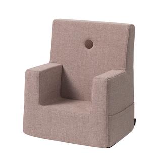 by KlipKlap Kinderstoel - KK Kids Chair | Soft Rose with Rose