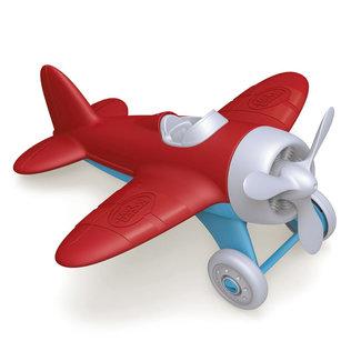 Green Toys Vliegtuig | Rood