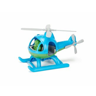 Green Toys Helikopter | Blauw