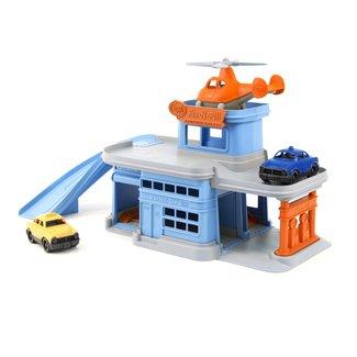 Green Toys Parkeergarage