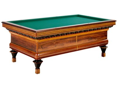 French carom table