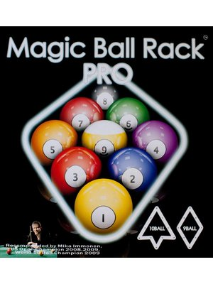 Magic Ball Rack Pro 9-ball/10-ball