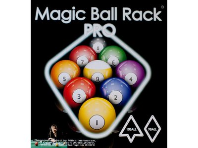 Magic Ball Rack Pro 9-ball/10-ball