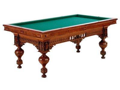 antique 180 x 90cm 4-legs table