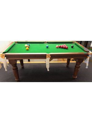 Riley snookertafel speelmaat 145 x 69cm