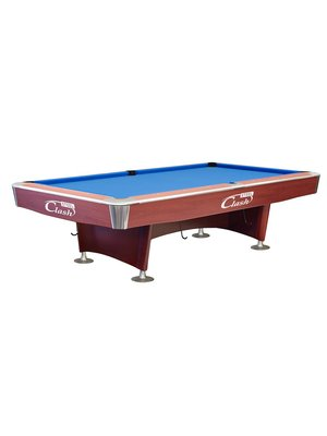 Clash Steel II Cherry 9-foot