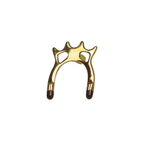 Brass Spider bridge head