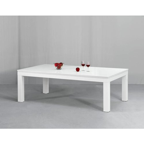 Bilijardai Pronto Vision dinertable  6, 7 and 8-foot different materials and colours