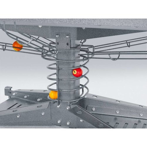 Bilijardai Decotech industrial design 7-foot