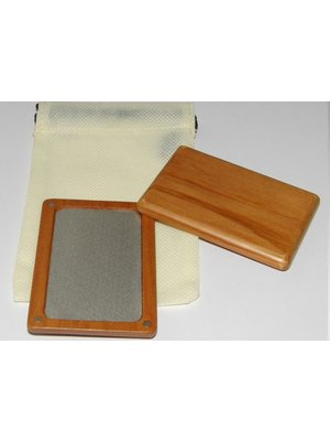 Polijstbord hout