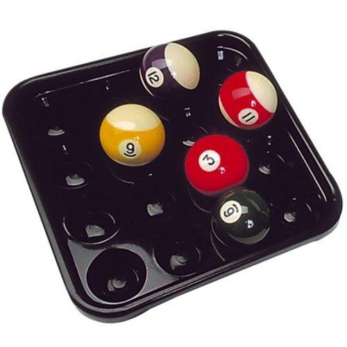 Balschaal voor 16 ballen pool