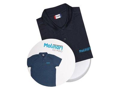 Molinari Ice polo navy