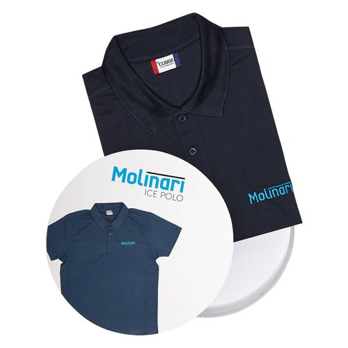 Molinari Ice polo navy