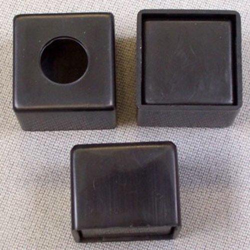 Plastic krijthouder zwart