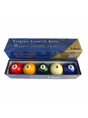 Aramith Super Aramith 5-ball