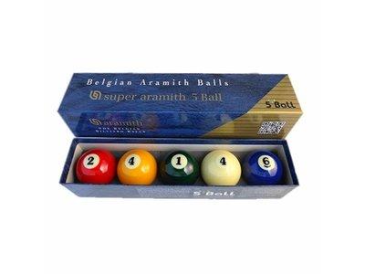 Aramith Super Aramith 5-ball