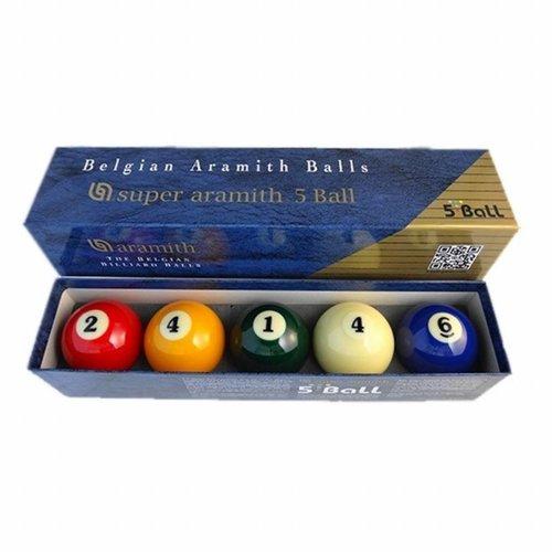 Aramith Super Aramith 5-ball  61.5mm