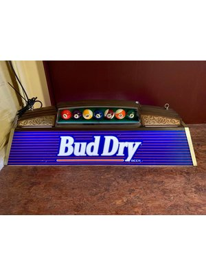 Original USA Light Bud dry beer