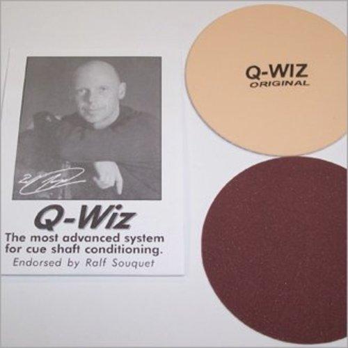 Ralf Souquet Q-WIZ polijst hulp