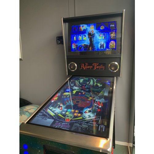 Pinball with 881 Unique games