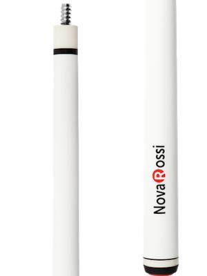 NovaRossi Manticore White cue