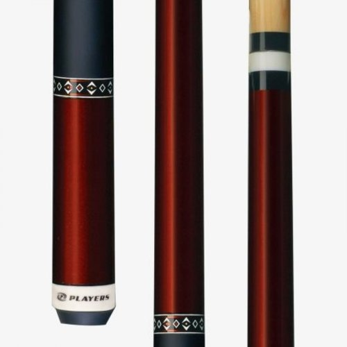 Players C 601 playing cue / red