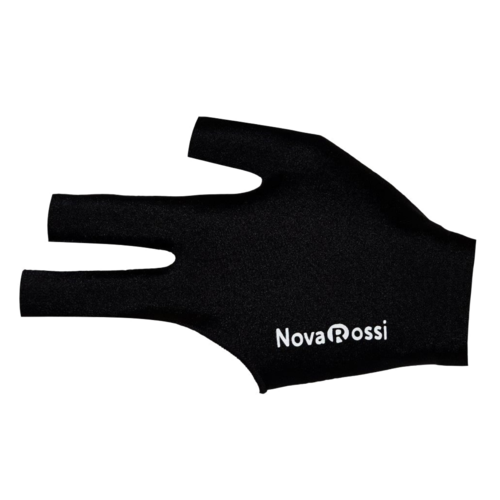 NovaRossi left hand glove red