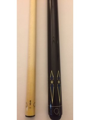 Raymond Ceulemans HQ-01  3-cushion cue radial