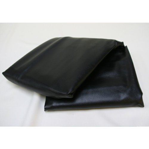 table cover pool black