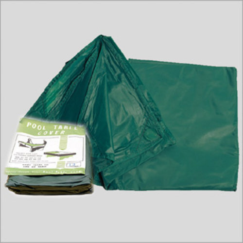 table cover thin quality green