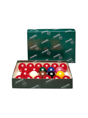 Aramith Snooker balls 52.4mm