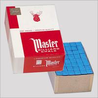 Master chalk blue 144 pieces