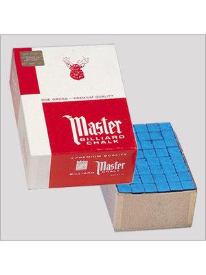 Master krijt blauw 144 stuks