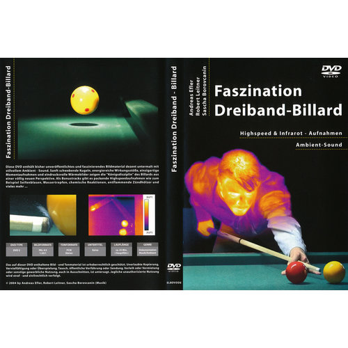 Fascination three-cushion billiards by Andreas Efler