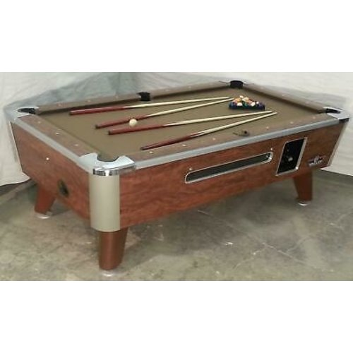 Valley Valley 7-foot coin-op  pool walnut