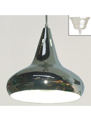 Lamp klassiek  hoogglans chroom