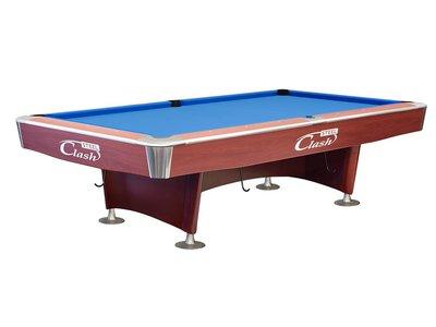Clash Steel II cherry 9-foot