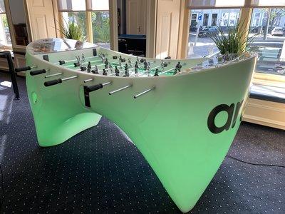 SAM Arena – Illuminated Football Table