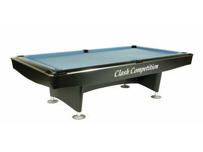 Clash Steel II 9-foot zwart