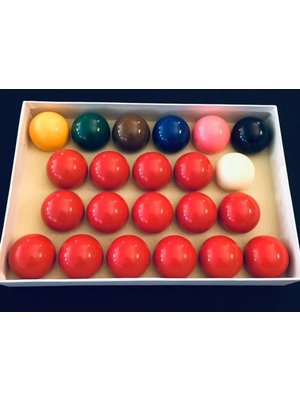 snooker balls 52.4 mm