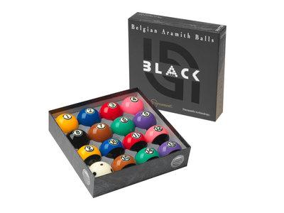 Aramith pool ballen US Tournament BLACK 57,2mm