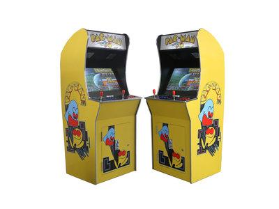 Loontjens @home Retro Arcade Machine met 3000 Games!